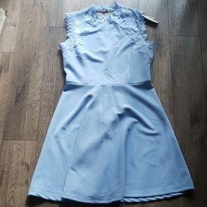 Babyblue Dress from Francesca's